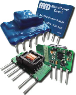 MPL-03S-09EUP | AC/DC | Aus: 9 V DC | MicroPower Direct