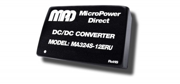 MA348S-05ERU | DC/DC | Ein: 18-75 V DC | Aus: 5 V DC | MicroPower Direct