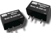 ML205S-12E | DC/DC | Ein: 5 V DC | Aus: 12 V DC | MicroPower Direct